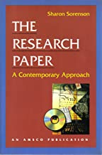 the research paper a contemporary approach