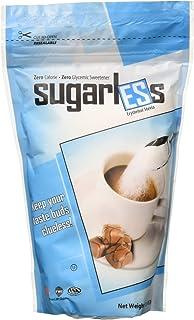 Health Garden Sugarless Sweetener Erythritol Stevia Blend, All Natural, Non GMO (1 LB)