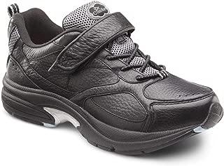 Spirit Women's Therapeutic Diabetic Extra Depth Shoe Leather No-Tie Elastic Lace