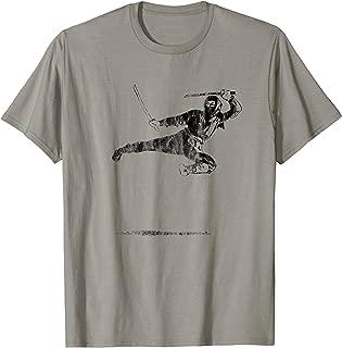 Warrior Ninja Flying Kick T-Shirt History Vintage Japan Tee