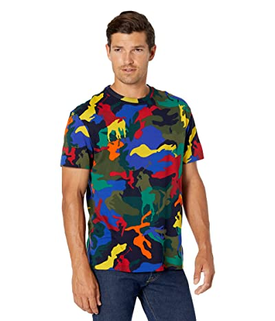 Polo Ralph Lauren Classic Fit Polo Pony Camo T-Shirt