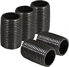 Everflow Supplies NPBL1400-5 close nipple pipe, 1/4