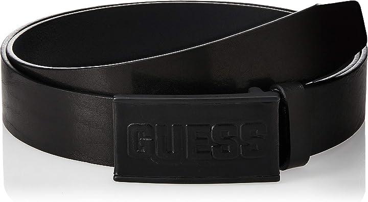 Cintura uomo guess bolt placket b M01Z63L0N80