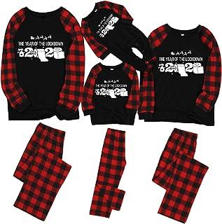 Matching Family Christmas Pajamas Sets Christmas PJ's...