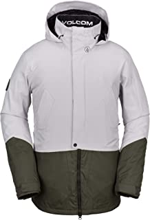 Men's Pat Moore 3-in-1 2 Layer Stretch Snow Jacket