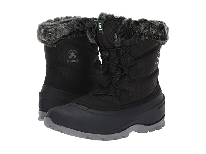 Kamik  MomentumLo (Black) Womens Cold Weather Boots