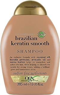 Ogx Ever Straightening+ Brazilian Keratin Therapy Shampoo, 385ml