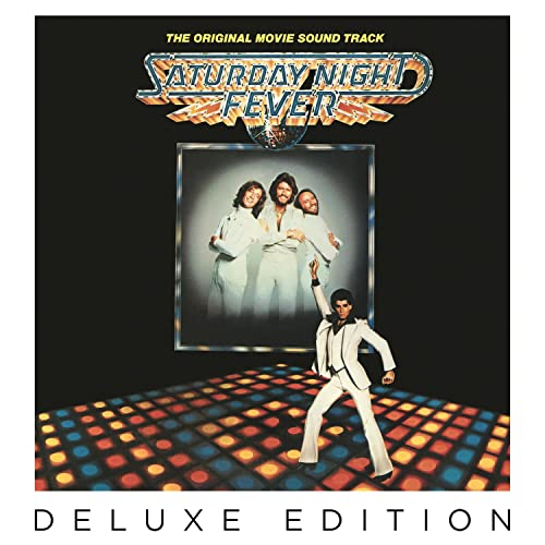 bee gees stayin alive mp3