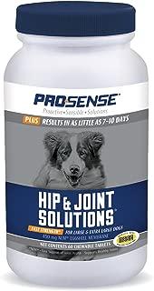 ProSense Plus Fast Strength Hip & Joint Solutions, NEM Eggshell Membrane Chews for Dogs