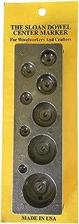 Sloan Dowel Center Marker/Center Finder