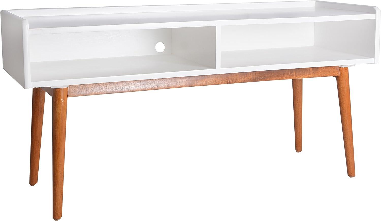 Porthos Home CB198A WHT Axis Coffee Table White