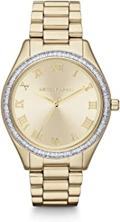 Michael Kors Womens Quartz Watch, Analog Display and Stainless Steel Strap MK3244