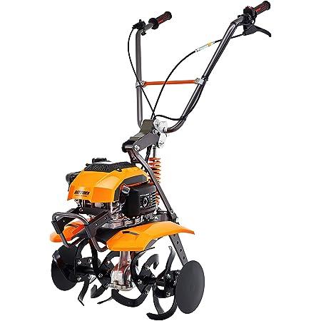 デイトナ エンジン式耕うん機 家庭菜園用 サスペンション付 DC2S 89368