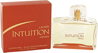 INTUITION by Estee Lauder Cologne for Men (EDT SPRAY 3.4 OZ)
