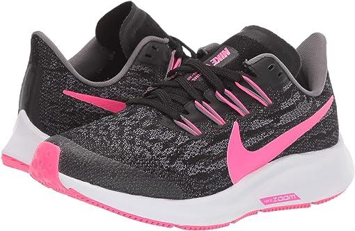 Black/Hyper Pink/Gunsmoke/White