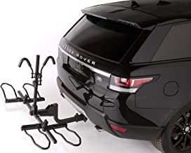 "KAC Overdrive Sports K2 2"" Hitch Mounted Rack 2-Bike Platform Style Carrier for.."