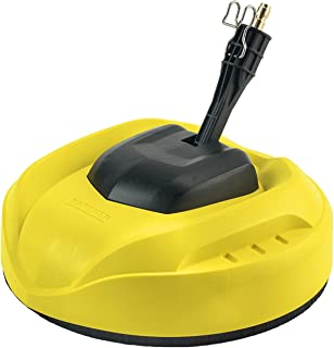 Karcher 8.755-848.0 Hard Surface Cleaner for Electric Pressure Washers, 11 x 11 x 9 inches, Yellow