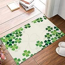 SODIKA Indoor Outdoor Kitchen Floor Bathroom Thin Mats Rug Front Door Mat Non Slip (23.6
