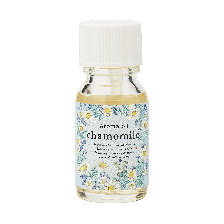サンハーブ アロマオイル カモマイル 13ml(やさしく穏やかな甘い香り)