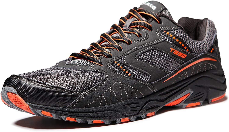 TSLA Men's Outdoor Sneakers Trail Running shoes T330 T320