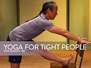 rodney yee yoga for tight people