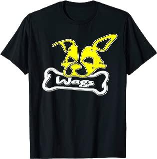 Yellow Human Pup Play Mask Shirt | Gay BDSM Puppy Kink Gift T-Shirt