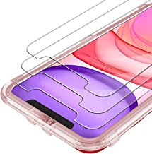 Syncwire Panzerglas Kompatibel mit iPhone XR/11, [3 Stück] iPhone 11 Blasenfrei SyncProof HD Panzerglasfolie 9H-Härte Anti-Bläschen Displayschutzfolie Schutzfolie für iPhone XR/11