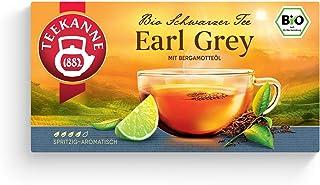 Teekanne Finest Selection Earl Grey Rainforest Alliance, 5er Pack 5 x 54 g