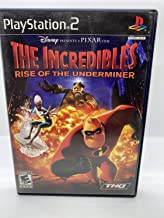 The Incredibles Rise of the Underminer [video game]