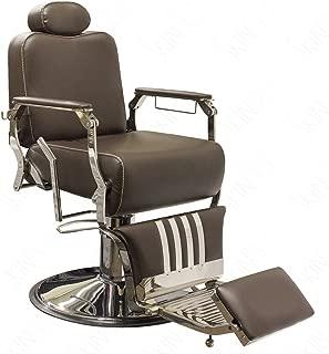 SkinAct Vintage Salon Chair - Brown