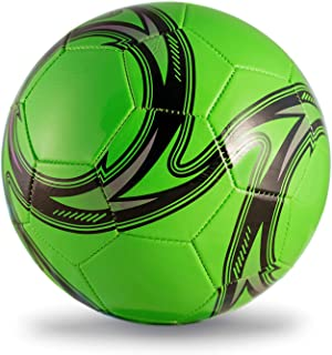 Western Star Official Match Game Soccer Ball Size 5︱Official Size and Weight Indoor and Outdoor Training Ball