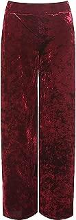 Best wine velvet trousers Reviews