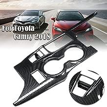 Lavnox Carbon Fiber Metal RS7 License Plate Frame Tag Cover Holder Mount for Audi RS7 2