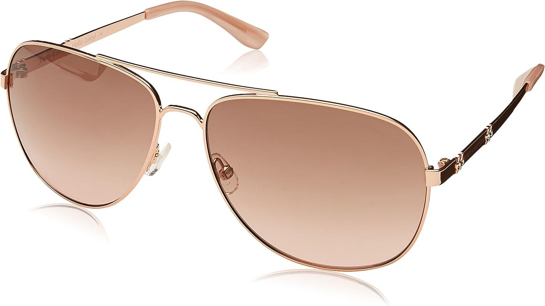 Juicy Couture Women's Ju 589 s Aviator Sunglasses