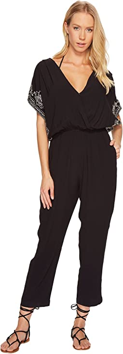 L*Space - Raquel Romper Cover-Up