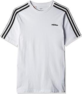 adidas Youth Boys Essentials 3 Stripes T