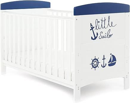Obaby Grace Inspire Cot Bed Little Sailor