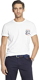 IZOD Men's Short Sleeve Graphic T-Shirt