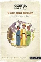 The Gospel Project for Kids: Older Kids Leader Guide - Volume 6: Exile and Return