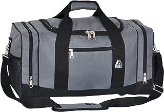 Everest Crossover - bolsa deportiva, Gris oscuro, Una talla