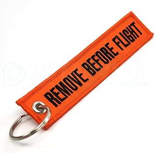 remove before flight belt