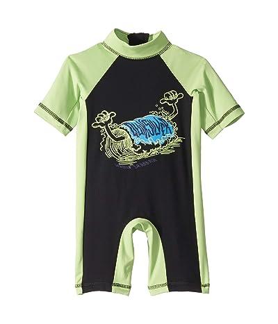 Quiksilver Kids Spring Wetsuit (Toddler/Little Kids) (Jade Lime) Boy