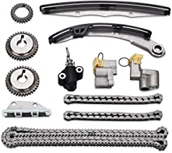 PUENGSI Timing Chain Kit Replacement fit for 2015-2005 Nissan Frontier NV1500 NV2500 NV3500 Pathfinder Xterra 4.0L V6