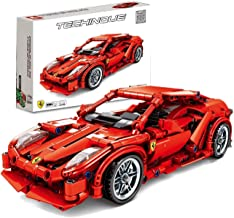 Symbol inFUNity Technic Speed Champions Race Car Ferrari 458 (603 PCS) Parts Compatible with Lego Technic