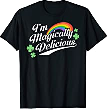 St. Patrick's Day Rainbow I'm Magically Delicious T-Shirt