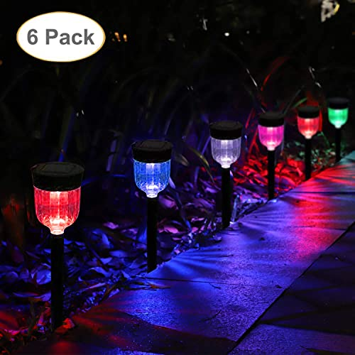Solar Christmas Pathway Lights.Outdoor Christmas Pathway Lights Amazon Com