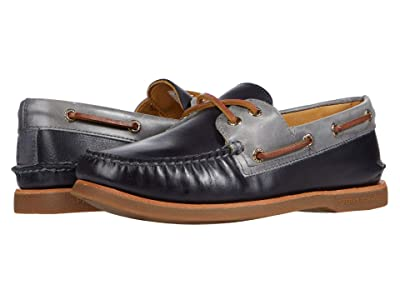 Sperry Gold Cup A/O 2-Eye Camden (Wild Blue) Men