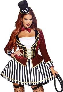 professional ringmaster costume
