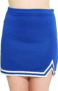 Danzcue Womens Big Kid Double V A-Line Cheer Uniform Skirt