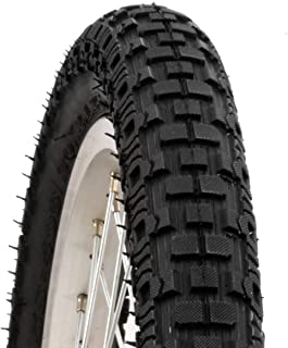 Schwinn Neumático de bicicleta nudoso con Kevlar (Negro, 66.04 x 4,95 cm)